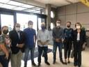 Câmara acompanha chegada da vacina a Guarapuava