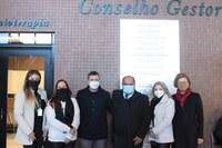 Câmara participa de comemoração de um ano do Cancer Center