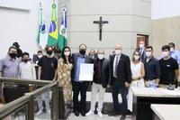 Concedida Moção de Congratulações à Comunidade Vida pelo projeto Mercado Social