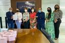Sancionada lei para distribuição de absorventes íntimos