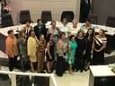 Sessão Solene - Título Mulher Cidadã Dia Internacional da Mulher